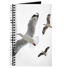 3 Gulls in Flight copy Journal