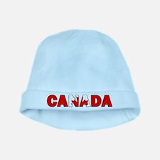 Canada 001 baby hat