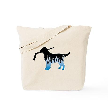 Custom Flat Coated Tote Bag