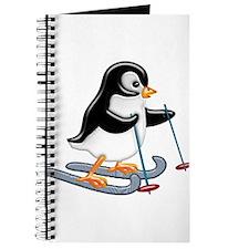 Penguin on Skis Journal
