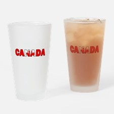 Canada 001 Drinking Glass