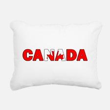 Canada 001 Rectangular Canvas Pillow