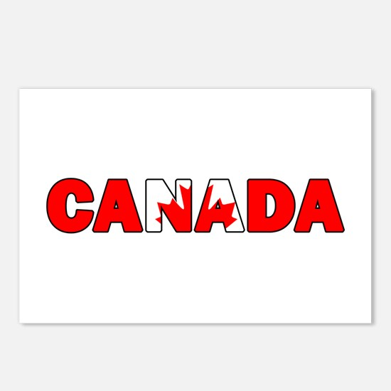 Canada 001 Postcards (Package of 8)
