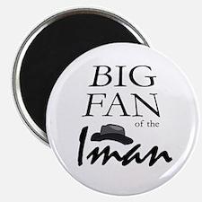 Fan of Iman Magnet