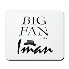 Fan of Iman Mousepad