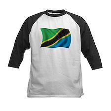 Wavy Tanzania Flag Tee