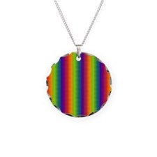 Wild Zany Rainbow Menagerie Necklace