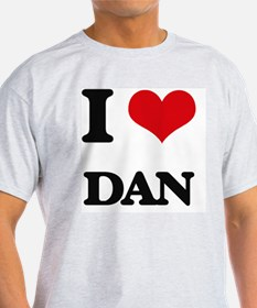 Cute I love dan T-Shirt