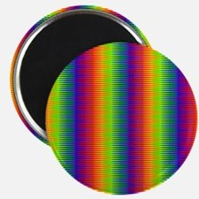 Wild Zany Rainbow Menagerie s Magnets