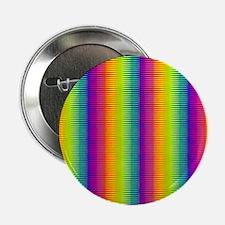 "Wild Zany Rainbow Menageri 2.25"" Button (100 pack)"