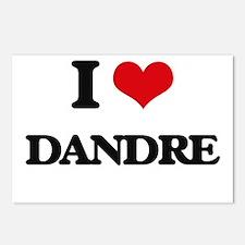 I Love Dandre Postcards (Package of 8)