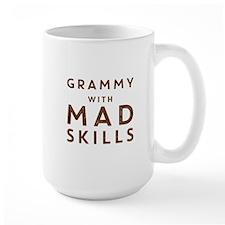Grammy with Mad Skills Mugs