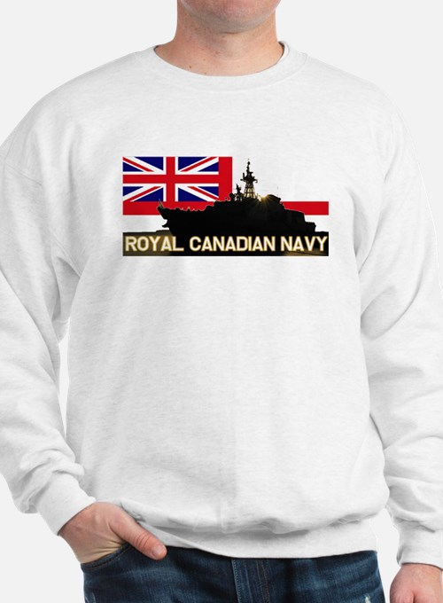 Cute Canadian navy Sweatshirt