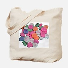 sourhearts1.png Tote Bag