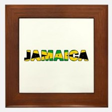 Jamaica 001 Framed Tile
