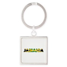 Jamaica 001 Keychains