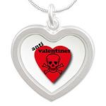 anti-valentines Necklaces