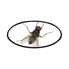Large Housefly Patches