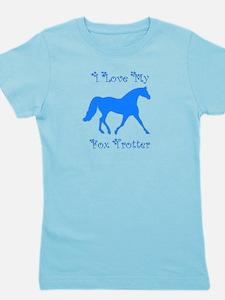Funny Foxtrot Girl's Tee