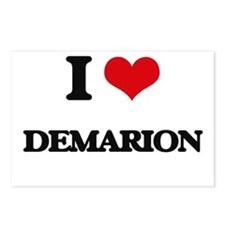 I Love Demarion Postcards (Package of 8)