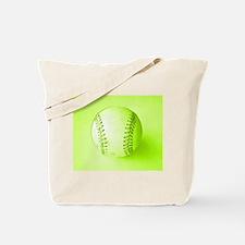 Baseball Softball Green Fathers Day for A Tote Bag