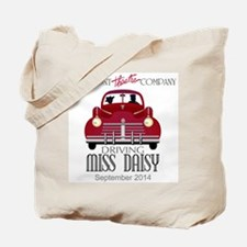 Driving Miss Daisy Tote Bag