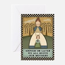 Sooner or Later Greeting Cards (Pk of 10)