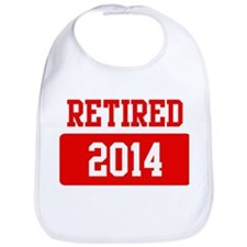 Retired 2014 (red) Bib