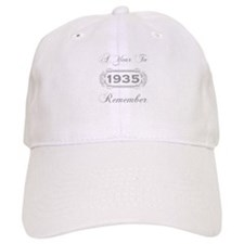 1935 A Year To Remember Baseball Cap