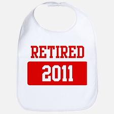 Retired 2011 (red) Bib