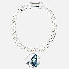 Abalone Shell Art Deco B Bracelet