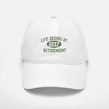Life begins 2017 Baseball Baseball Cap