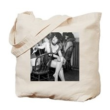 Showgirls Backstage, 1926 Tote Bag