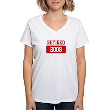 Retired 2009 (red) Shirt
