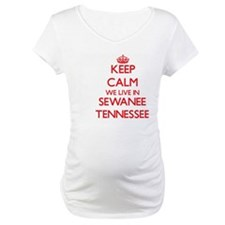Keep calm we live in Sewanee Ten Shirt