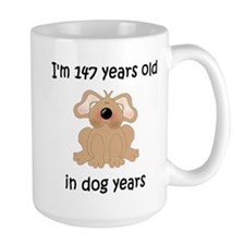21 dog years 5 Mugs