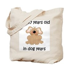 21 dog years 5 Tote Bag