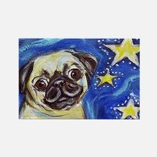 Pug Stars 2 Magnets