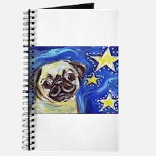 Pug Stars 2 Journal