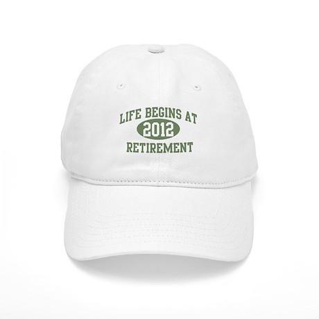 Life begins 2012 Cap