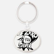 Zero Fox Given Keychains