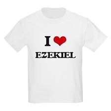 I Love Ezekiel T-Shirt