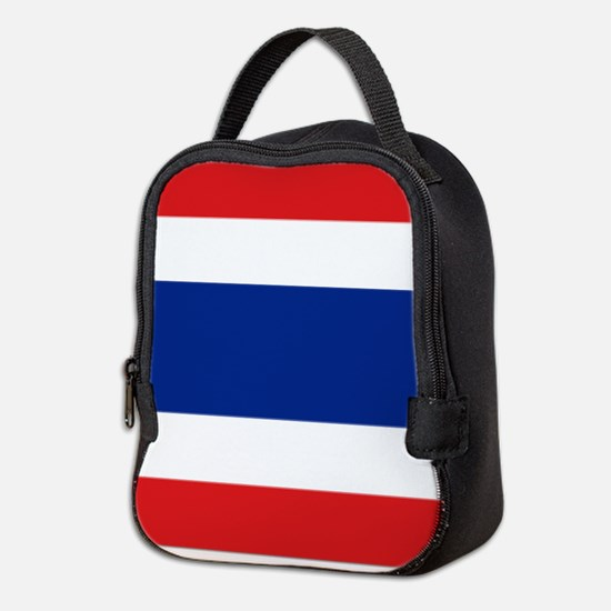 Armenian flag Neoprene Lunch Bag