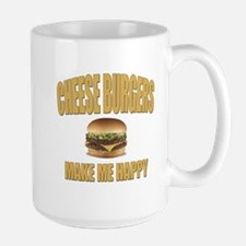 Cheeseburgers-Design 1 Mugs