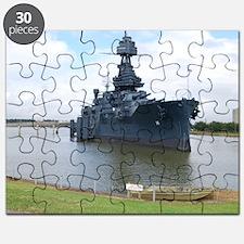 USS Battleship Texas Puzzle