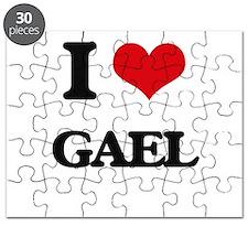 I Love Gael Puzzle