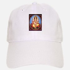 Ganesh / Ganesha Indian Elephant Hindu Deity Baseball Baseball Cap