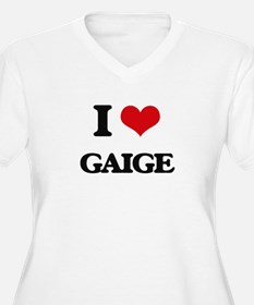 I Love Gaige Plus Size T-Shirt