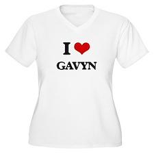 I Love Gavyn Plus Size T-Shirt