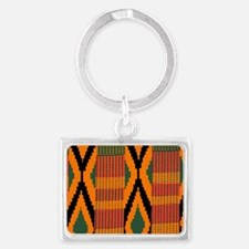 Cute Africa Landscape Keychain